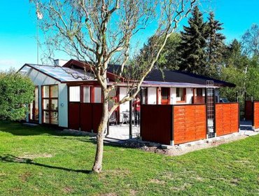 Guesthouse Three-Bedroom Holiday home in Rodby 1