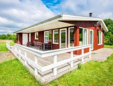 Гестхаус Three-Bedroom Holiday home in Hovborg 2