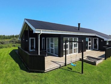 เกสต์เฮ้าส์ Three-Bedroom Holiday home in Hirtshals 3