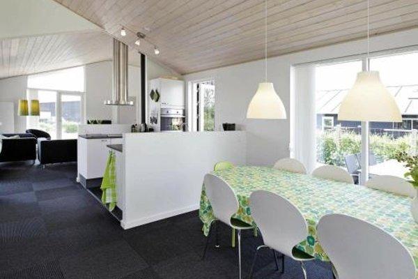 Three-Bedroom Holiday home in Haderslev 10 - фото 4