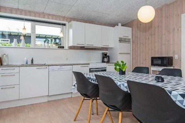 Three-Bedroom Holiday home in Haderslev 23 - фото 11