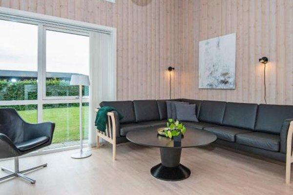 Three-Bedroom Holiday home in Haderslev 23 - фото 8