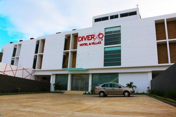 Diverxo Hotel & Villas - 23