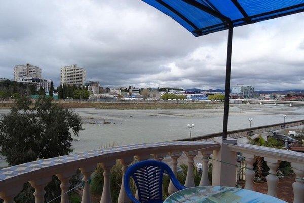 Гостевой дом «Пурпурный замок» - фото 22