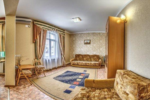Отель Крым - фото 5