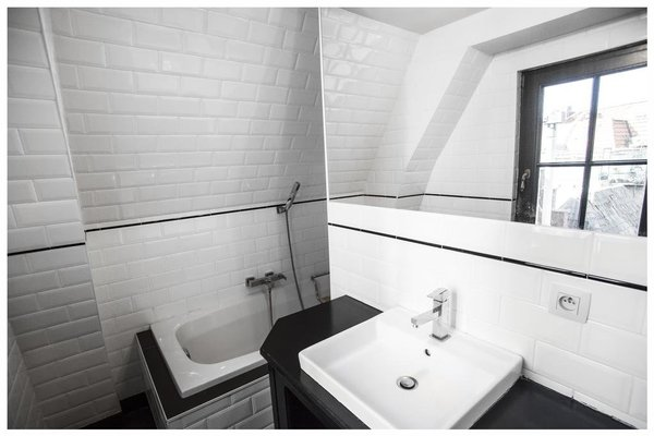 Luxury Historic Penthouse Appartment - фото 8