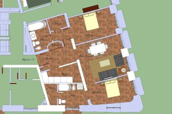 Apartamentos Madrid Centro W - 4