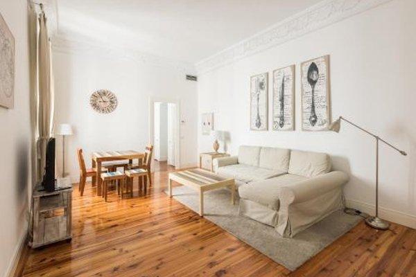 Апартаменты «De lujo Alcalá 55» - 50
