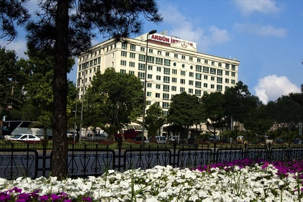 Akgun Istanbul Hotel - photo 22