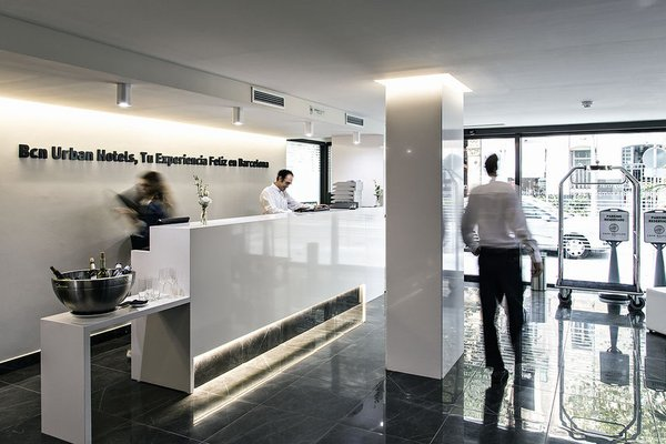 Bcn Urban Hotels Gran Rosellon - фото 40