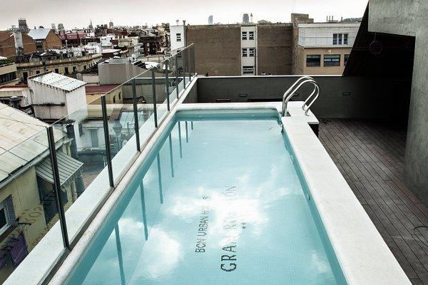 Bcn Urban Hotels Gran Rosellon - фото 44