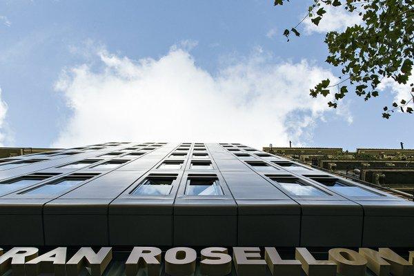 Bcn Urban Hotels Gran Rosellon - фото 45