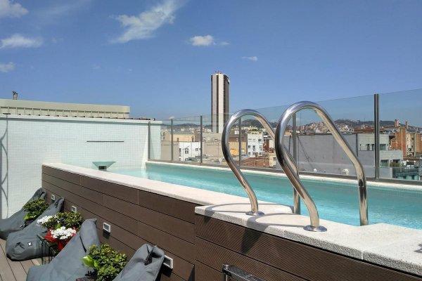 Bcn Urban Hotels Gran Rosellon - фото 46