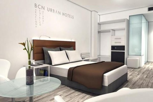 Bcn Urban Hotels Gran Rosellon - фото 29