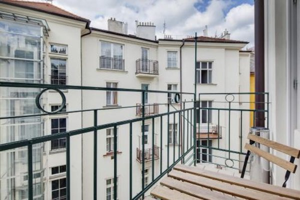 V Kolkovne Old Town Apartment - фото 22