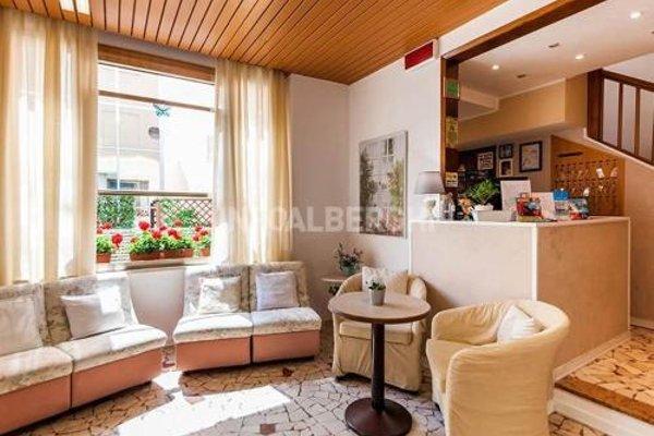 Hotel Villa Franco - фото 31