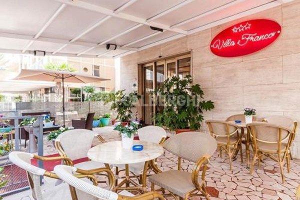 Hotel Villa Franco - фото 10