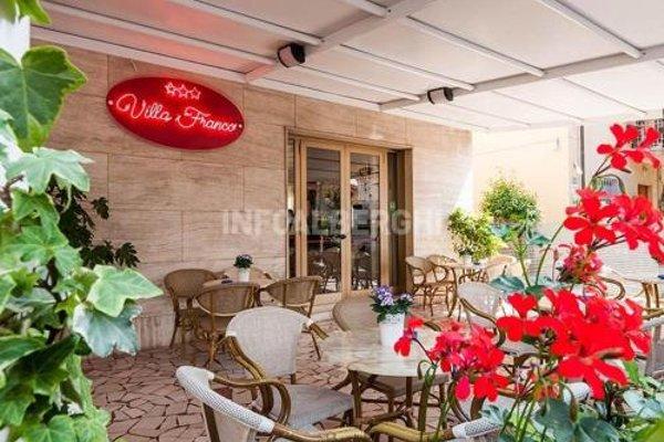 Hotel Villa Franco - фото 12