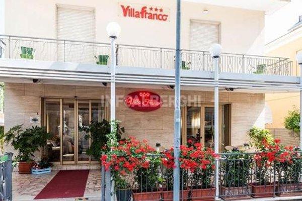 Hotel Villa Franco - фото 19