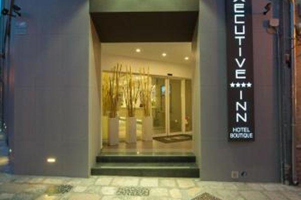 Executive Inn Boutique Hotel - фото 21