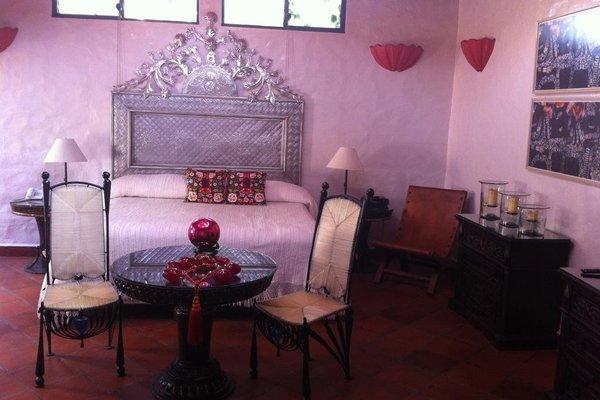 Boutique Hotel Restaurante Gusto Cuernavaca - фото 13