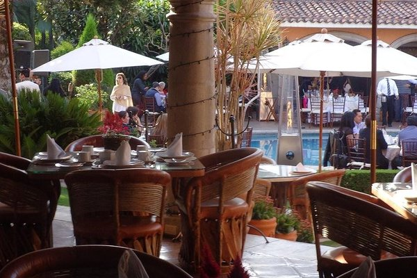 Boutique Hotel Restaurante Gusto Cuernavaca - фото 14