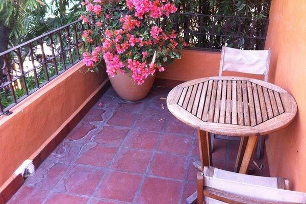 Boutique Hotel Restaurante Gusto Cuernavaca - фото 21
