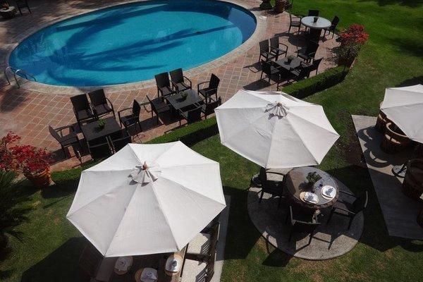 Boutique Hotel Restaurante Gusto Cuernavaca - фото 23