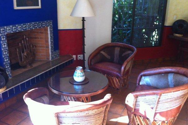 Boutique Hotel Restaurante Gusto Cuernavaca - фото 8