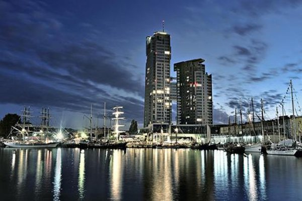 MW Apartamenty - Sea Towers - фото 5
