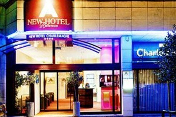 Newhotel Charlemagne - 19