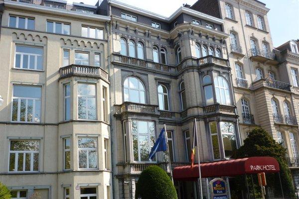 Best Western Plus Park Hotel Brussels - фото 50
