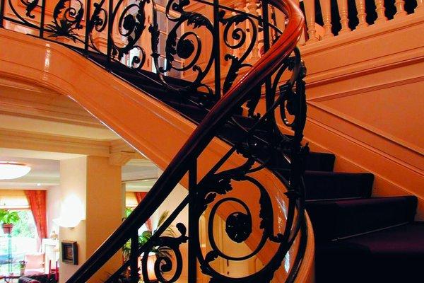 Best Western Plus Park Hotel Brussels - фото 17