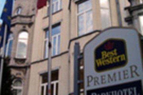 Best Western Plus Park Hotel Brussels - фото 22