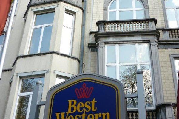 Best Western Plus Park Hotel Brussels - фото 23