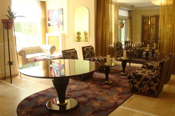 Best Western Plus Park Hotel Brussels - фото 4