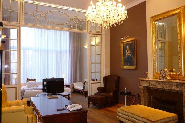 Best Western Plus Park Hotel Brussels - фото 5