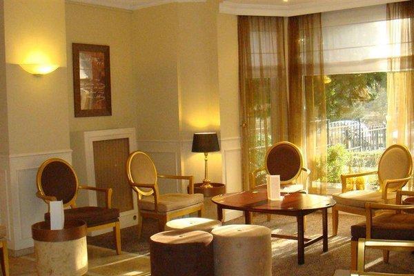 Best Western Plus Park Hotel Brussels - фото 6