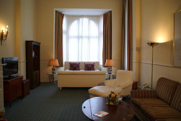 Best Western Plus Park Hotel Brussels - фото 7