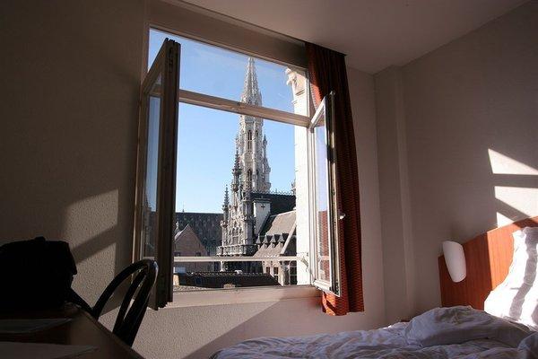 Aris Grand Place Hotel - фото 18