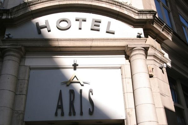 Aris Grand Place Hotel - фото 23