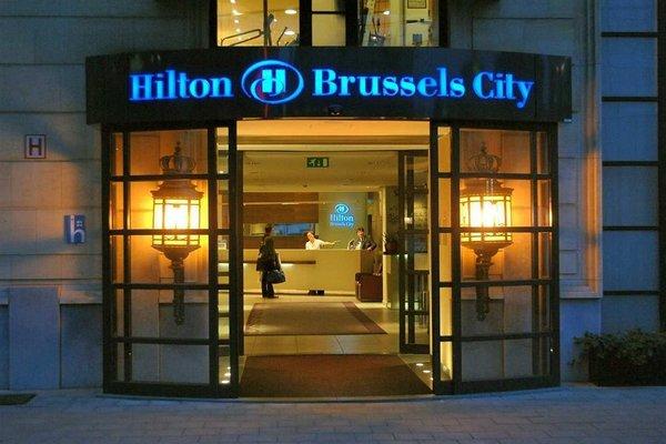 Hilton Brussels City - фото 19
