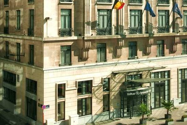 Hilton Brussels City - фото 21