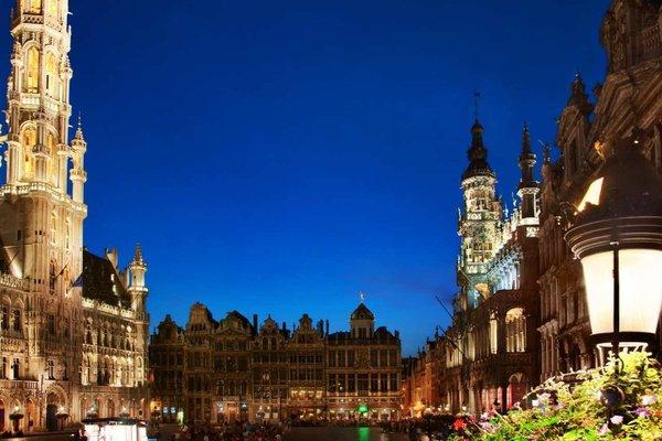 Hilton Brussels City - фото 23