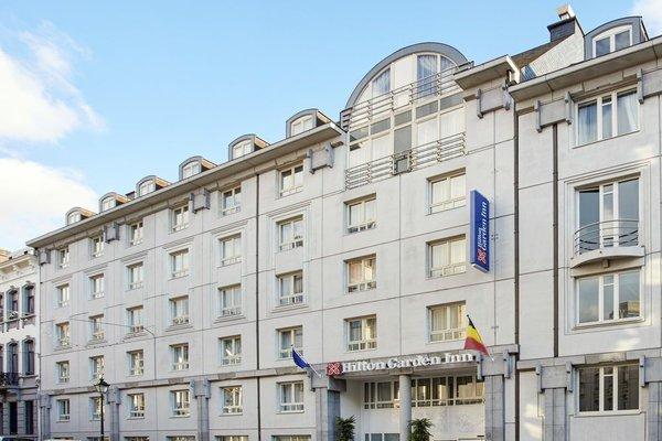 Hilton Garden Inn Brussels Louise - фото 22