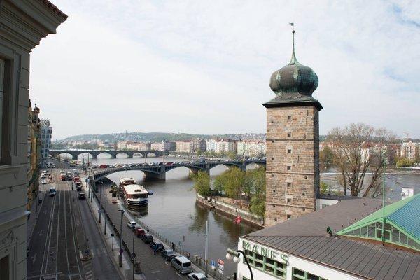 Masaryk Apartments Prague - фото 18