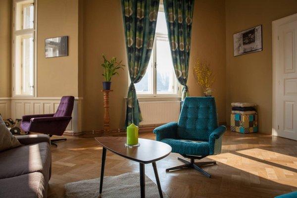 Masaryk Apartments Prague - фото 6