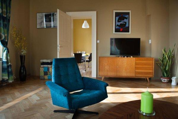 Masaryk Apartments Prague - фото 7