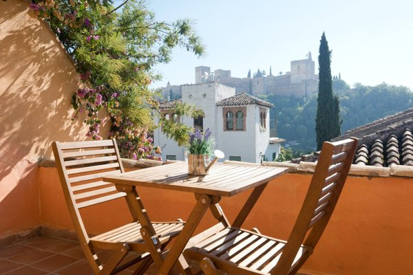 Apartamentos El Trillo - фото 9
