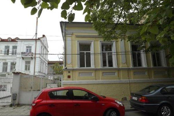 Hostel Rayska Yabalka - фото 17